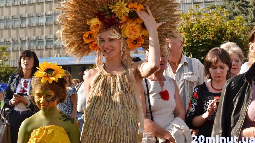 Як Кам'янець святкував День Незалежності України