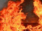 Дві бригади рятувальників гасили пожежу у сільському будинку на Кам'янеччині
