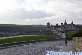 За перше півріччя 2018 до фортеці Кам'янця навідалося 93 000 туристів
