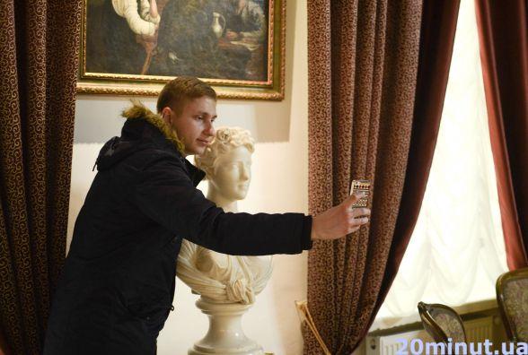 У Кам'янці пройшла акція «Селфі в музеї»