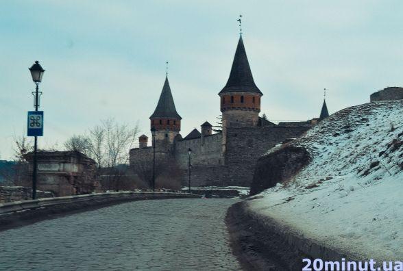 Синоптична ситуація у Кам'янці - Подільському на 1 лютого