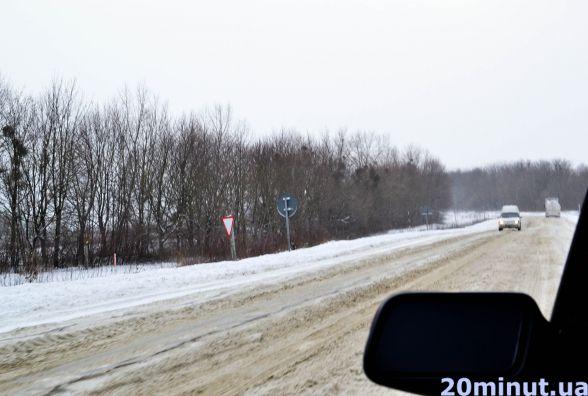 Обмеження руху на дорозі до Кам'янця зняли