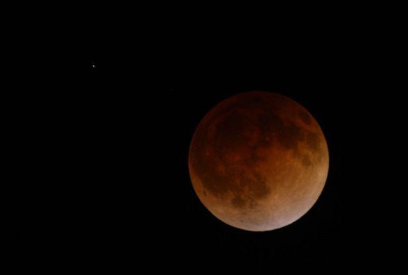 11 лютого кам'янчани зможуть побачити місячне затемнення