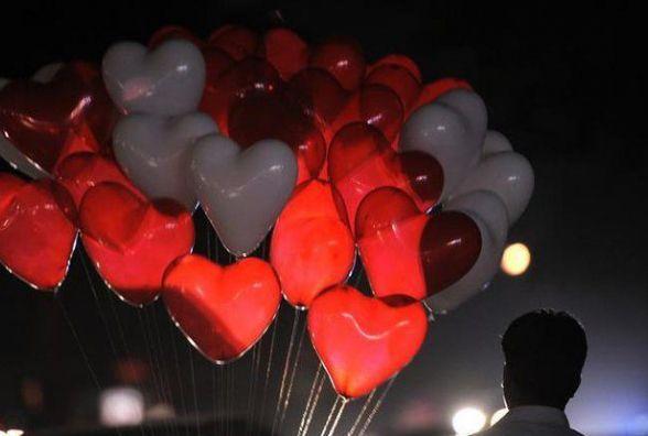 Що підготували у Кам'янці до Дня закоханих?
