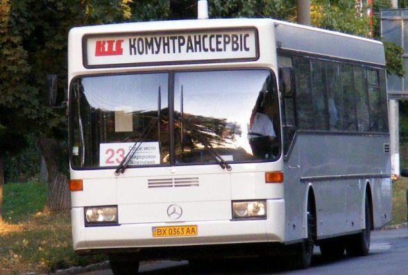 Вартість проїзду в комунальному транспорті Кам'янця залишається незмінною