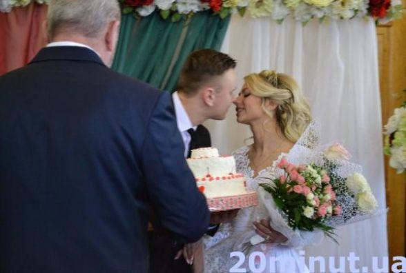 Проект «Шлюб за добу» у  Кам'янці одружив 50 пар