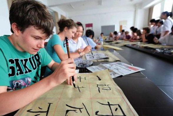 20 квітня – День китайської мови
