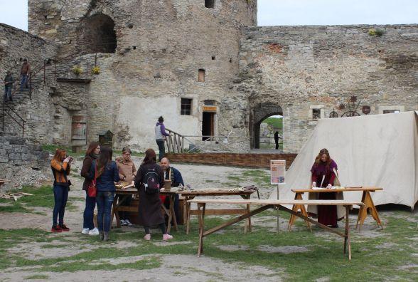 У Кам'янці пройшов археологічний пікнік