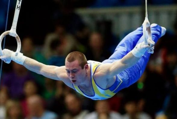 Студент кам'янецького вишу завоював «бронзу» на Чемпіонаті Європи зі спортивної гімнастики