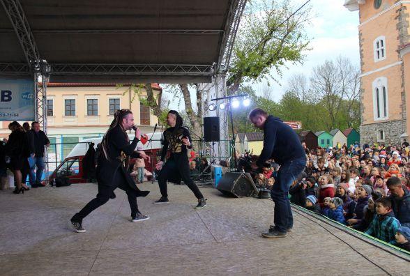 Кам'янець танцював з Амадором Лопесом (ФОТО, ВІДЕО)