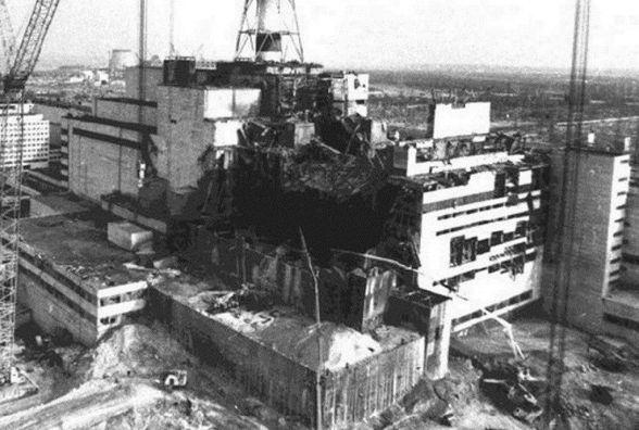 26 квітня - річниця аварії на ЧАЕС