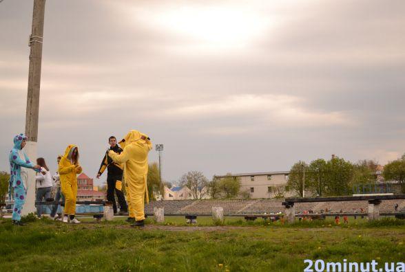 Прогноз погоди у Кам'янці - Подільському. 2 травня