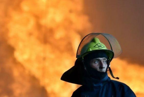 4 травня - Міжнародний день пожежних