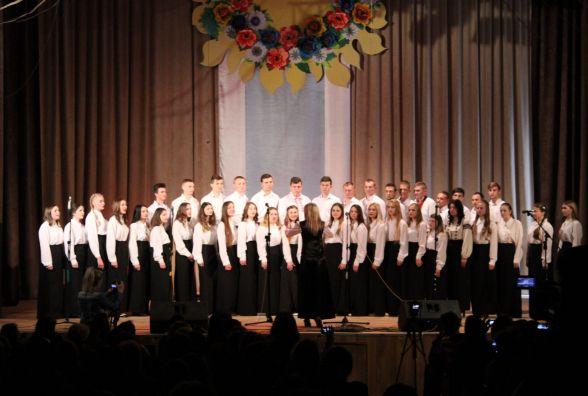 Звітний концерт Кам'янець-Подільського коледжу культури та мистецтв (ФОТО)