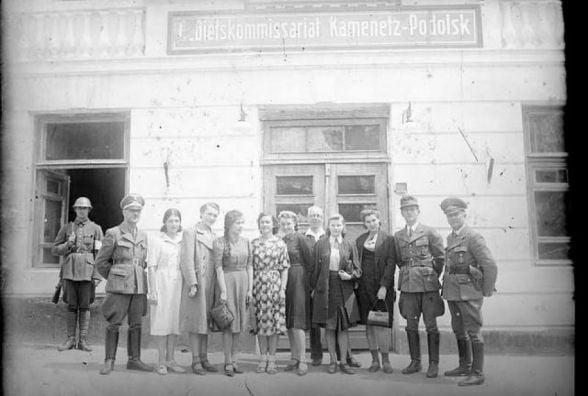 У Кам'янці презентують виставку фотографій 1942-1943 років