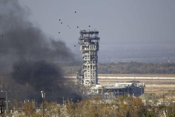26 травня - річниця початку боїв за Донецький аеропорт