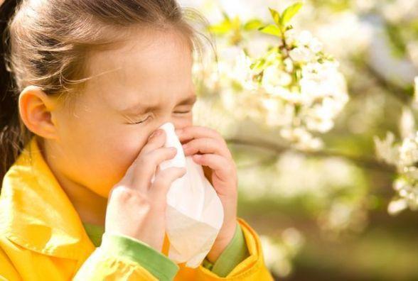 30 травня - Всесвітній день боротьби проти астми і алергії