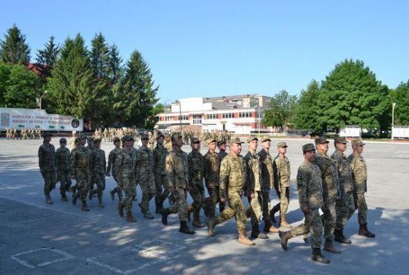 У Кам'янці – Подільському стартувало навчання у новій військовій частині