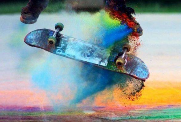 21 червня  - День літнього сонцестояння та Міжнародний день скейтбордингу