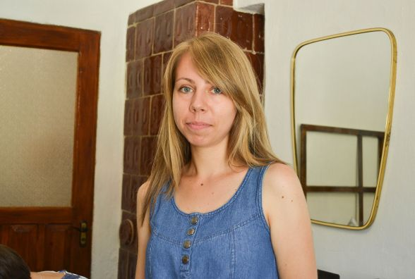 Юлія Марущак: «Я відпочиваю, коли роблю прикраси. Я працюю, коли роблю прикраси»