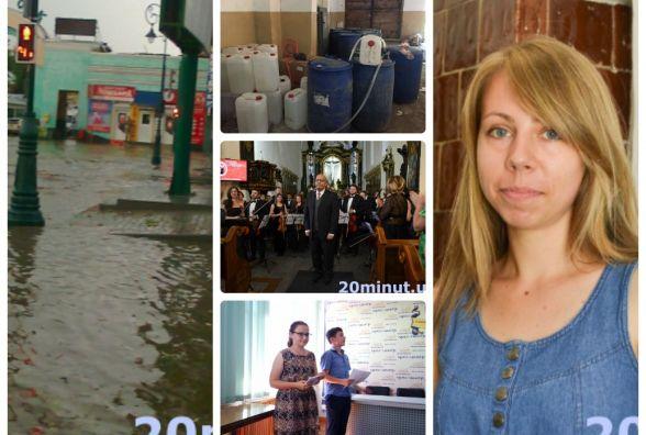 Якими подіями минулого тижня запам'ятався Кам'янець: ТОП-5 новин