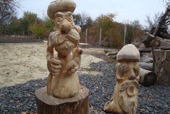 «Поділля Woodcraft» у Кам'янці збере відомих скульпторів