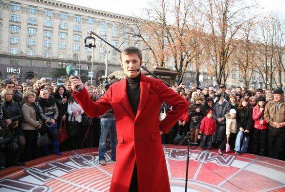 У Кам'янці зніматимуть «Караоке на Майдані»
