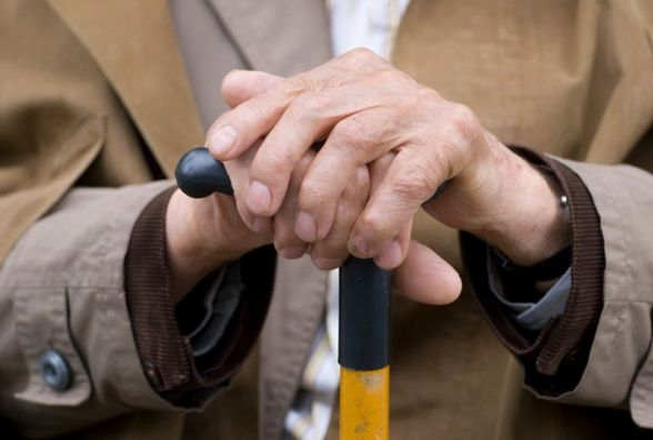 У Кам'янці онук пограбував свого дідуся