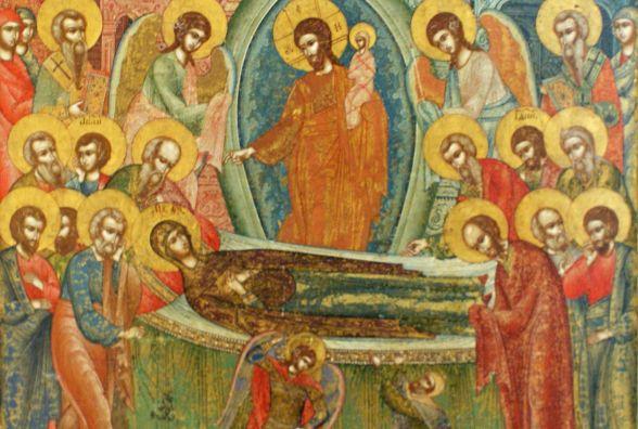29 серпня - День Успіння Пресвятої Богородиці
