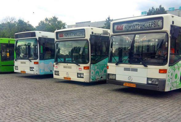 З 1 вересня кам'янецькі школярі безкоштовно їздитимуть у комунальному транспорті міста