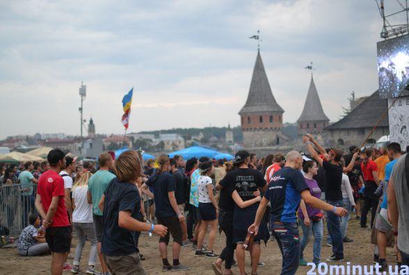 """У Кам'янці завершився третій день фестивалю """"Respublica"""""""