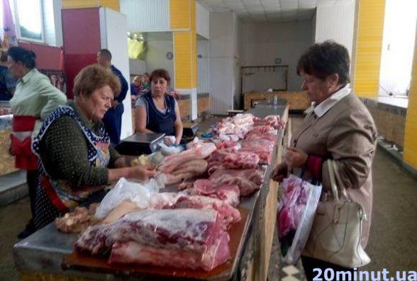 Споживчий кошик кам`янчанина: скільки коштує м`ясо та молочні продукти?