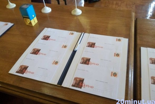 У Кам`янці з`явились колекційний конверт та марка із Старою фортецею