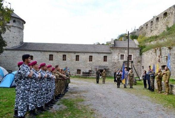 На навчання у Кам`янець з`їхалися миротворці з усієї України