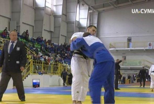 Студенти кам'янецького вишу привезли медалі з Чемпіонату України з дзюдо