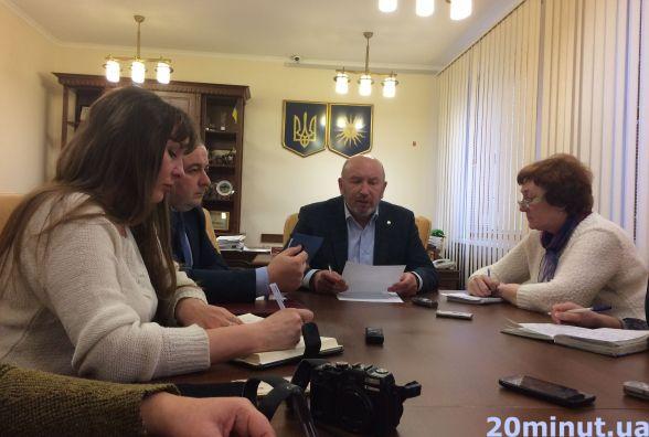 Вето на звільнення Савчука. Мер Кам'янця прокоментував скандальний інцидент
