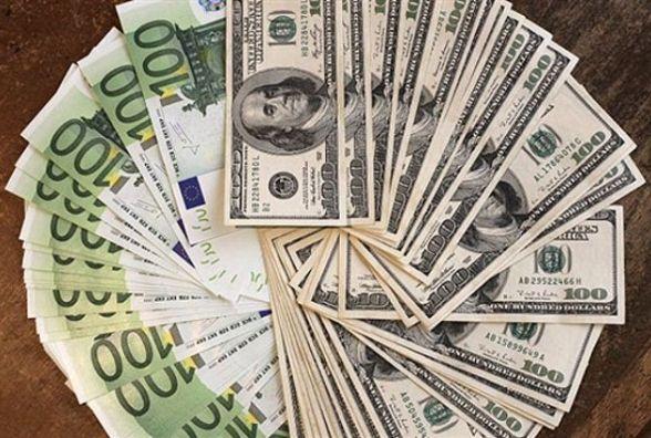 Гривня продовжує рости. Курс валюти на 8 листопада