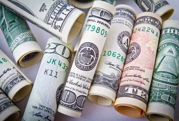Долар дедалі падає:курс на 10 листопада