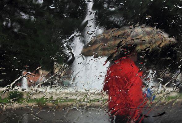 Кам'янчанам на весь вікенд прогнозують дощі?