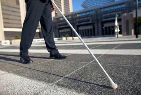 13 листопада - Міжнародний день сліпих