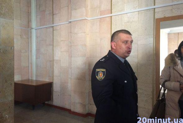 Кам'янець має нового начальника міськвідділу поліції