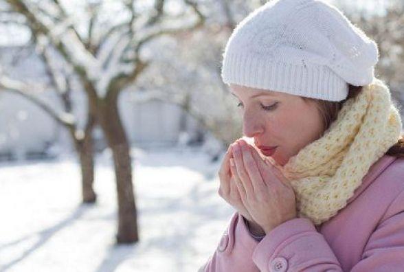 Як не допустити переохолодження та обмороження частин тіла?