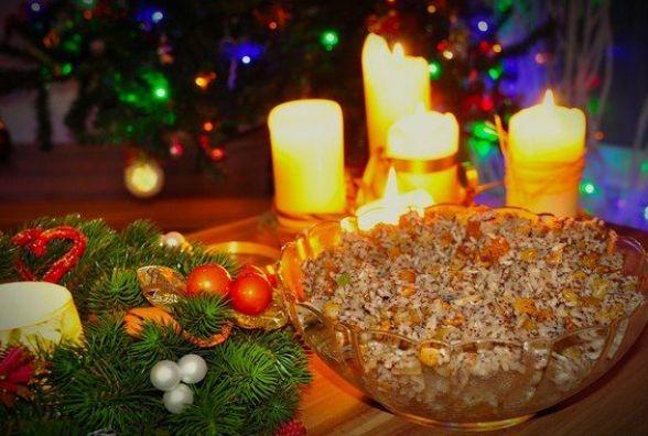 """18 січня - """"Голодна кутя"""" або Другий Свят-вечір"""