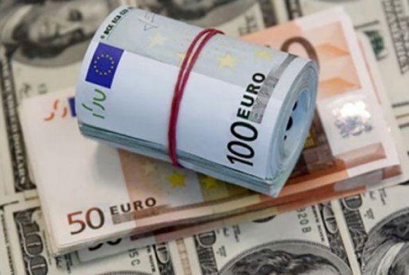 Євро - понад 35 гривень, долар - майже 29. Курс валют на 22 січня