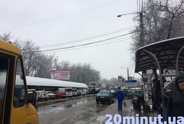 Мороз у Кам'янці 25 січня трохи послабне