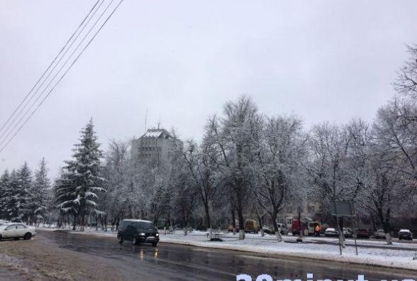 Мороз повертається до Кам'янця. Прогноз погоди на 27 січня