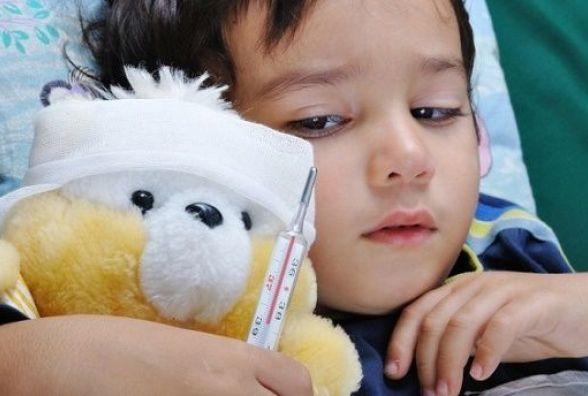 У Кам'янці за останній тиждень на ГРВІ захворіло понад 500 осіб