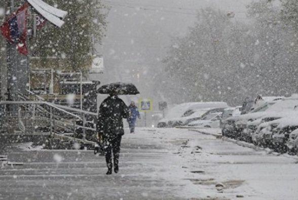 Кам'янчан попереджають про сильний сніг 8 лютого