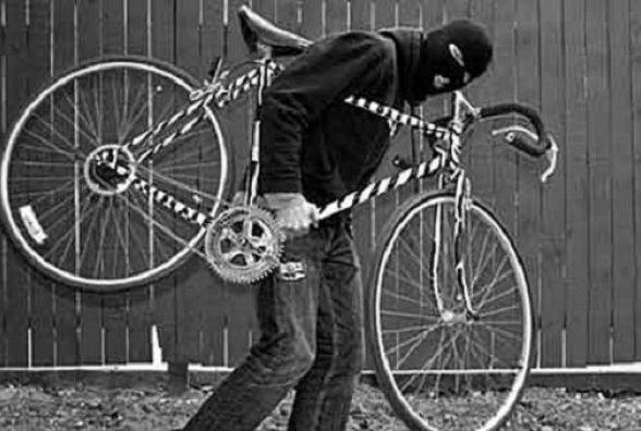 У Кам'янці спіймали велосипедного крадія