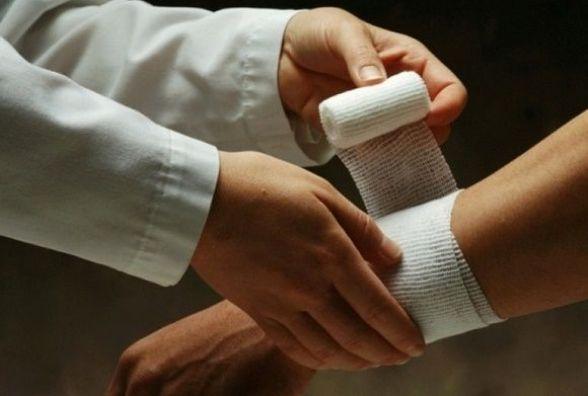 За минулий тиждень у Кам'янці зросла кількість травмованих